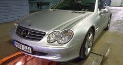Mercedes-Benz SL 500, 2006 год